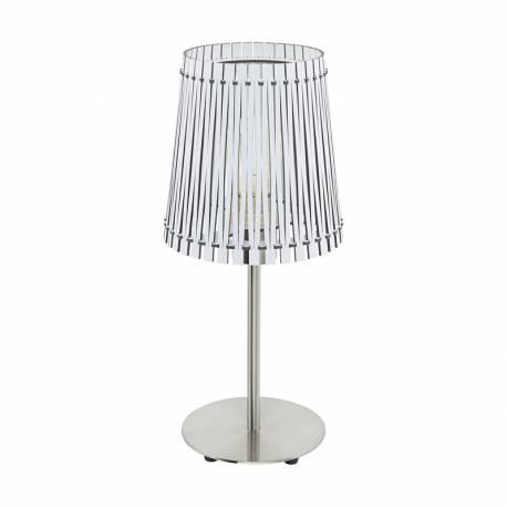 Настолна лампа 1хE27 бяло SENDERO
