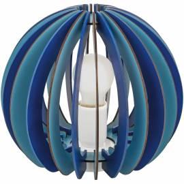 Настолна лампа 1хE27 синьо...