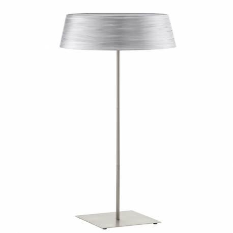 Лампион 1хE27 никел-мат/сребро FONSEA