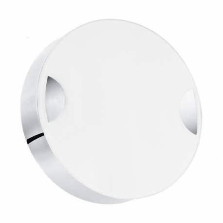 Аплик LED 11W 1070lm Ø150 хром/бяло CUPELLA