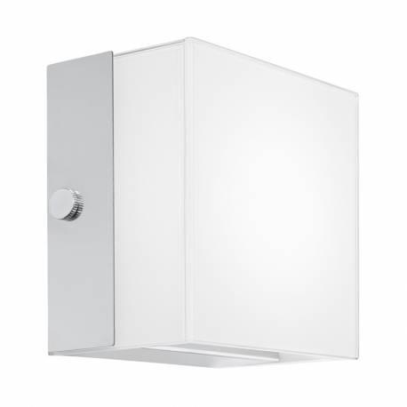 Аплик LED 1X3,7W 320lm хром/бяло ALEA 2