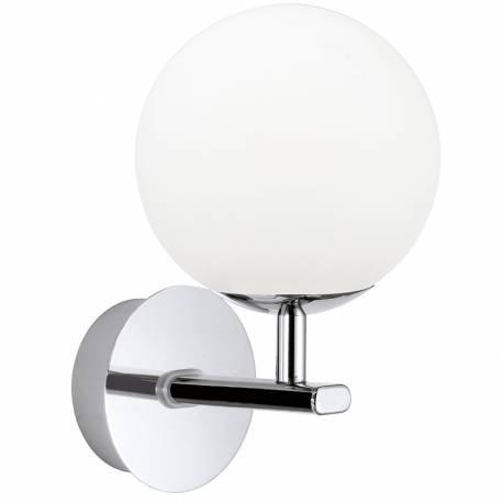Аплик LED 1xG9 2,5W 300lm IP44 хром/опал-мат PALERMO
