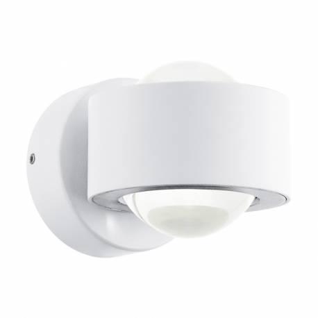 Аплик LED 2X2,5W 460lm лупа бяло ONO 2