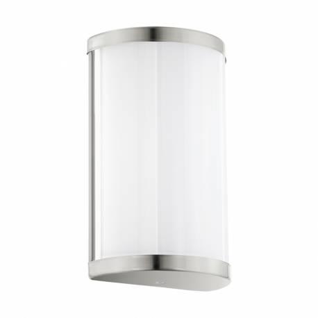 Аплик LED 2X4,5W 920lm никел-мат/бяло CUPELLA