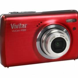 ViviCam F332 -14 мегапиксела фотоапарат