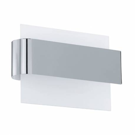 Аплик LED 3х4,76W хром/бяло ст. л SANIA 1