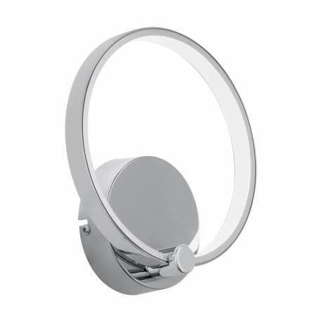 Аплик LED 5W 510lm хром/бяло LASANA