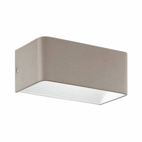 Аплик LED12W 1200lm L-200 никел мат SANIA 3