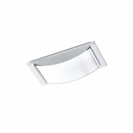 Аплик/Плафон LED 1X5,4W 510lm хром/бяло WASAO 1