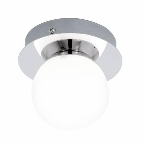 Аплик/Плафон LED 1х3,3W 340lm IP44 хром/бяло MOSIANO