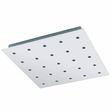 Плафон/Аплик LED 25х1,1W 2250lm 470x470 бяло VEZENO