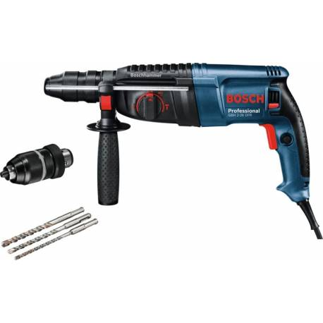 Перфоратор Bosch GBH 2-26 DFR Professional, SDS-plus
