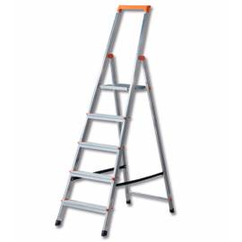 Алуминиева стълба Stabilomat Normat, 5 стъпала