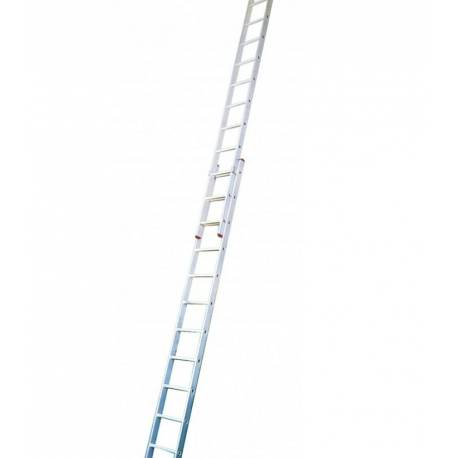 Плъзгаща стълба, 2х11 стъпала