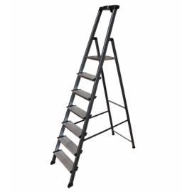 Алуминиева стълба Stabilomat Safemat, 7 стъпала