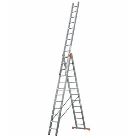 Универсална стълба Stabilomat, 3х8 стъпала