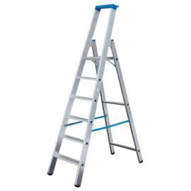 Алуминиева стълба Stabilomat, 6 стъпала
