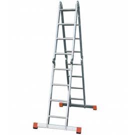 Сгъваема стълба, 4x4 стъпала