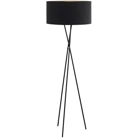 Лампион 1 черно/мед FONDACHELLI