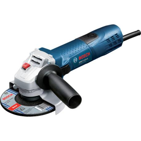 Ъглошлайф Bosch GWS 7-115 E Professional, 115 мм