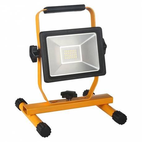 Мобилен LED прожектор, 20 W