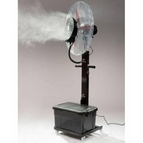 Вентилатор с водна мъгла, 65 см, три степени, 160-260 W, воден резервоар 41 л
