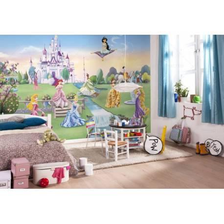 Фототапет за детска стая Disney, 8 части, 368х254 см