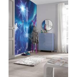 Фототапет за детска стая Ледената кралица, 4 части, 184х254 см