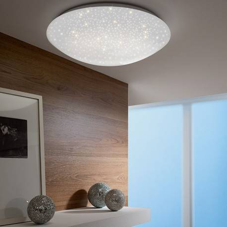LED плафон, Ø35 см, 12 W