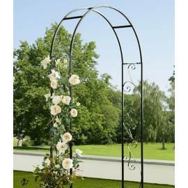 Арка за рози - метална 120 х 26 х 240 см