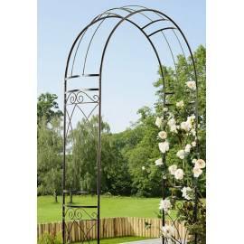 Арка за рози - метална 131 х 36 х 240 см