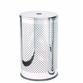 Кош за пране - неръждаема стомана, h 51 см