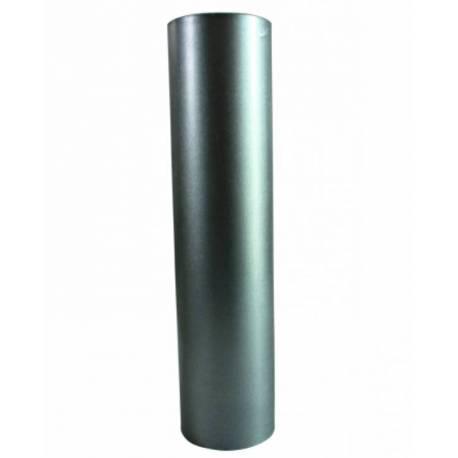 Кюнец- ф120 мм - 1000 мм, алуминизиран, сребърно сив мат