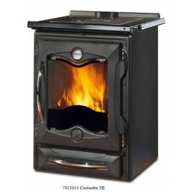 Imagén: Готварска чугунена печка - Cucinotta, черна - 9,1 kW