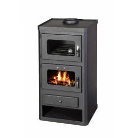 Готварска печка - тип камина, с фурна - Норма ФТ - 10kW