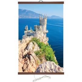 Инфрачервен нагревател - 450W, картина Морски замък