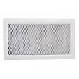 Метална отвентилираща решетка - 40х20см