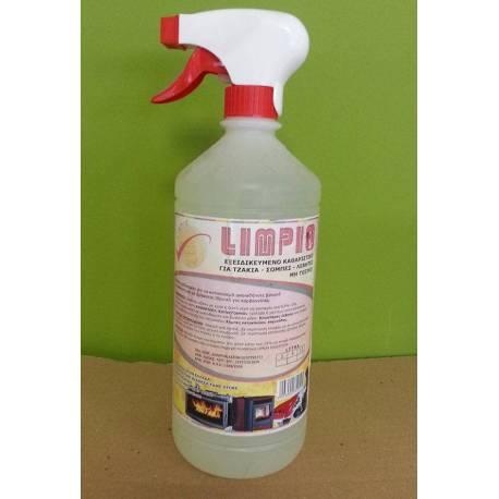 Универсален почистващ препарат за камини 1 л