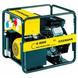 Бензинов генератор Eisemann H10000