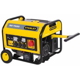 Бензинов генератор за ток Stanley SG 7500