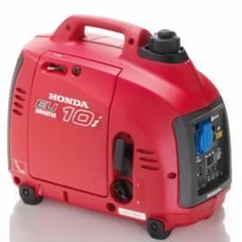 Бензинов генератор за ток Honda EU 10, 1,0 kW, инвертор