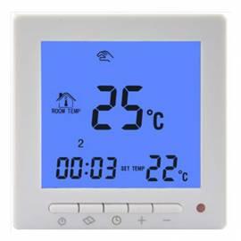 Термостат - седмичен програматор за подово отопление и отоплителни уреди