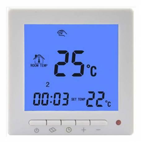 Термостат - седмичен програматор за подово отопление