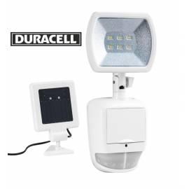 Соларен прожектор 120 лумена със сензор за движение Duracell