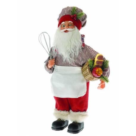 Дядо Коледа 30 см