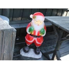 Дядо Коледа среден, М - д 25cm, ш 42cm, в 83cm.