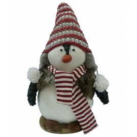 Пингвин с шапка 39 см