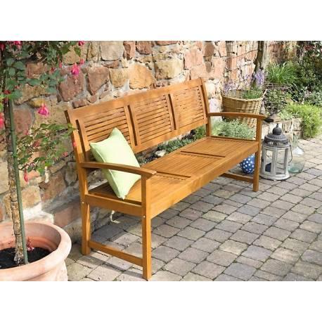 Дървена пейка -160 см