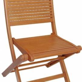Imagén: Сгъваем дървен стол