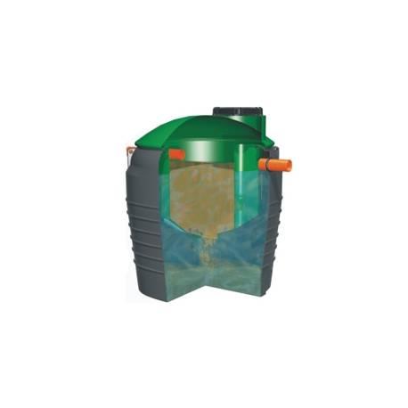 Пречиствателна станции - ECO IMO 4 - IMHOFF